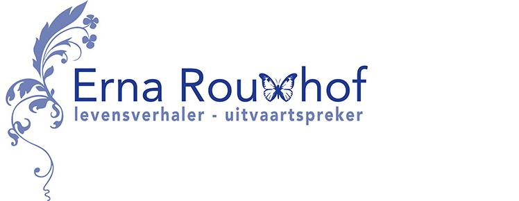 Erna Rouhof – Uitvaartspreker even Levensverhaler uit Gelselaar Logo